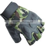 Custom New Cycling Gloves Motorcycle-Gloves-Tactical-Finger-less Racing Gloves