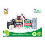 Wide Opp Printed Packing Tape Water Activated With Pressure Sensitive Adhesive