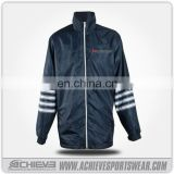 Lady varsity winter sports jacket of china garment factory