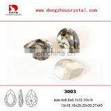 Point Back Stone Dongzhou Rhinestone For Jewelry