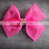 double sheer ribbons silk organza ribbon in hot sale