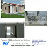 Architectures material interior wall panel insulation boards fireplace insulation board