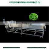 China golden supply fruit and vegetable washing and drying machine with low price