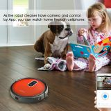 Coayu C560 Robot Vacuum Cleaner with App and Camera,Electric Control Water Tank and Mopping, Self-charging for Pet Hair, Hard Floors and thin Carpets