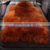 100% Animal Skin China Factory Wholesale Sheepskin Rugs