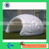 Outdoor wedding big inflatable tent china large custom inflatable cube tent price for party