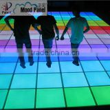 2015 600X600 light floor banquet hall or wedding party LED dance floor