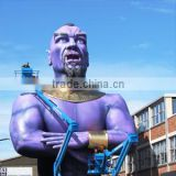 Good quality giant inflatable man for advertising