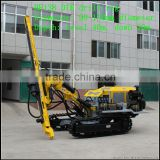 Open mines! low air consumption! HF138Y concrete core drills for sale