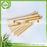 Factory customized cheap printed coffee sticks/birch coffee sticks
