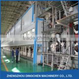 China Dingchen Supplier 1800mm 8-10 tons/day Recycled Paper Machinery for Making A4 Paper/Printing Paper Jumbo Roll Price