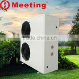 Air power high efficient Leading Technology High Capacity Air to air water double Source Floor heating heater solar Heat Pump