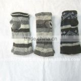 Ladies Winter Wool Gloves