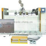 High speed automatic corrugated carton stapler machine