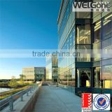 HS glass for curtain wall building