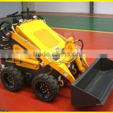 mini skid steer loader,dingo Bobcat like,quick hitch,various attachments