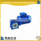 Right Angel Servo Worm Speed Reducer Gearbox Reduction For agricultural Machinery Equipment