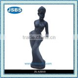 African Naked Lady Sculpture