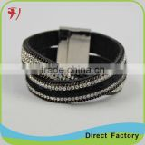 New products fashion leather bracelet beads for bracelet for men and women                                                                                                         Supplier's Choice