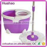 household hand press tornado 360 cleaning floor mop bucket