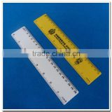 Colorful 20cm straight plastic ruler