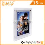 High quality personality crystal family tree photo frame picture frame for wedding souvenir