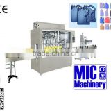 Micmachinery oversease service PET bottle carbonated filling machine car oil filing machine liquid bottling machine                                                                         Quality Choice