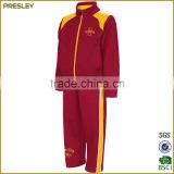 High Quality Stand Collar Tracksuit For School/ Sports wears/Mens Womens Running jogging TrackSuit r Pants gym training