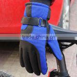 Men with thick warm winter cycling warm outdoor gloves men's sport anti-skid gloves cotton gloves