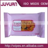 females cleaning facial natural makeup remover wipes iso certificate