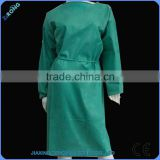 Medical disposable Sterile spunlace fabric surgical gown                                                                         Quality Choice