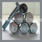 Hex Nut/fastener for industry and construction used according to DIN 933 and DIN 931 STANDARDS