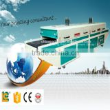 2015 Hot sale IR Hot Drying Tunnel oven dryer machine paper machine yankee dryer cylinder