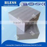 Luoyang low price Bulk 12x12x12 tungsten cube slab price for hot sale
