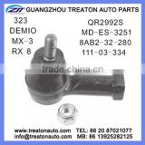 CHINESE MANUFACTUR BALL JOINT FOR MAZDA 323 DEMIO MX-3 RX8 QR2992S/MD-ES-3251/8AB2-32-280/111-03-334
