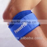 Neoprene Tennis & Golf Elbow Support With Rubber Print, Available in Various Sizes and Colors