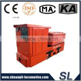 CTY5/9G(B or P) High Quality Flameproof Electric Locomotive For Underground Mining Power Equipment