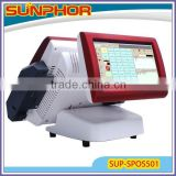 Hot 15'' All in one Touch Screen Retail Restaurant POS Terminal Pos System POS Machine