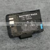 7.4V 1800mAh For Canon LP-E6 LP-E6+ Camera Battery For Canon 5D Mark II III 7D 60D