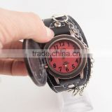 wholesale vintage charms leather watch