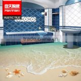 Hot selling foshan factory discontinued ceramic 3d floor tile living rooms interior wall lowes shower tile design