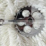 steel bicycle crank for sale made in china/steel bicycle crank/bicycle chainwhel and crank