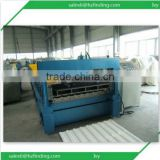 china corrugated roof sheet making cutting machine