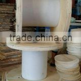 High Quality cable drum roller electrical cable spool for sale