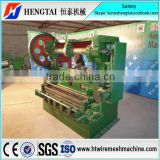 Automatic Expanded Metal Mesh Fencing Making Machine for Punching Mesh China Manufacture