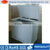 Domestic Top Open solid Door gas absorption propane chest deep freezers