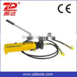 Lightweight Small Hydraulic Hand Pump For Hydraulic Tools CP-700D