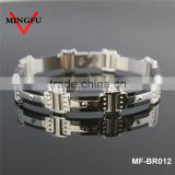 stainless steel luxury bracelet and PVD plated luxury bracelet