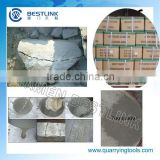 Cracking powder for stone quarry