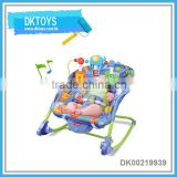 Hot Sale New Baby Folding Rocking Chair Vibration Function With Music Kids Baby Bed Toys Item